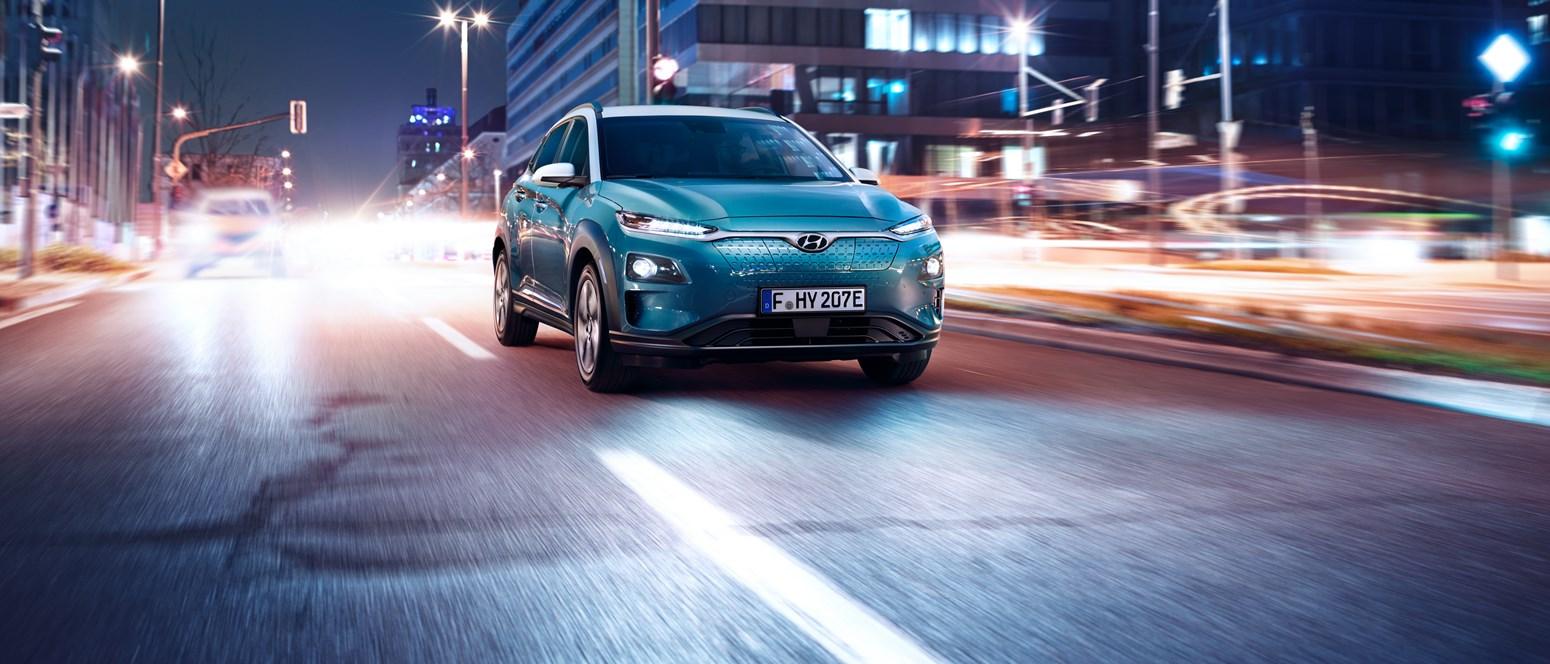 Provkör en Hyundai