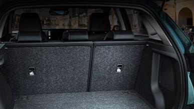 Smart SUV-detaljer