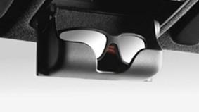 Hållare för solglasögon