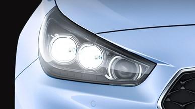 Avancerad LED-belysning