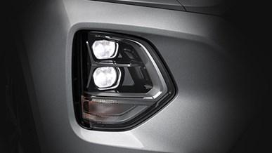 LED-strålkastare