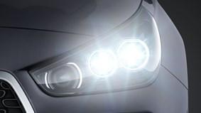 Avancerade LED-ljus
