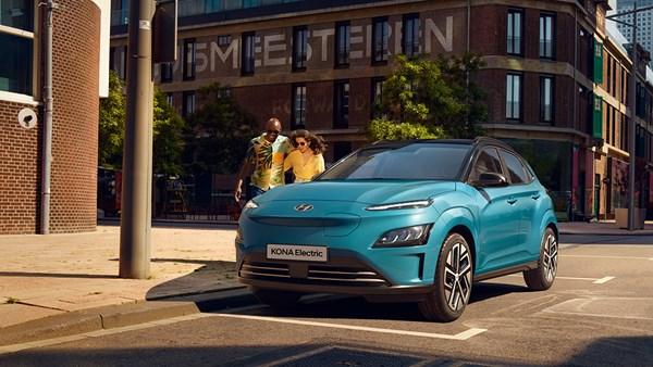 Våra elektriska bilar