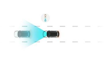 Automatisk nödbroms med igenkänning av fordon,  fotgängare och cyklist (FCA)