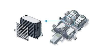 System för uppvärmning av batteriet