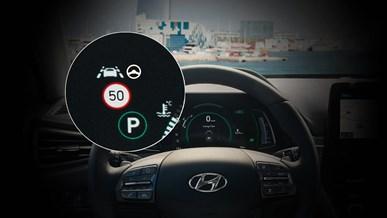 Intelligent varning för hastighetsgränser (ISLW)