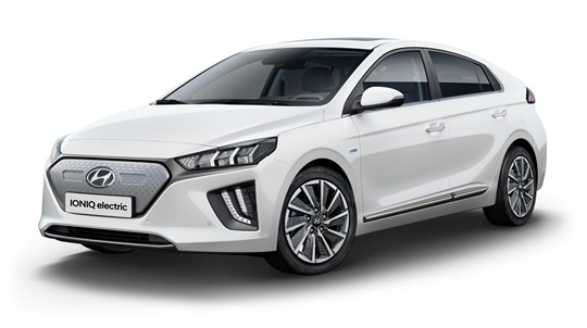 Nya IONIQ electric