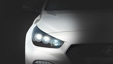 Advancerade LED strålkastare