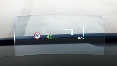 Intelligent varning för hastighetsbegränsningar (ISLW)