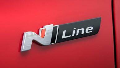 N Line-märke