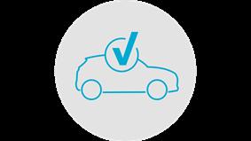 Bilens status