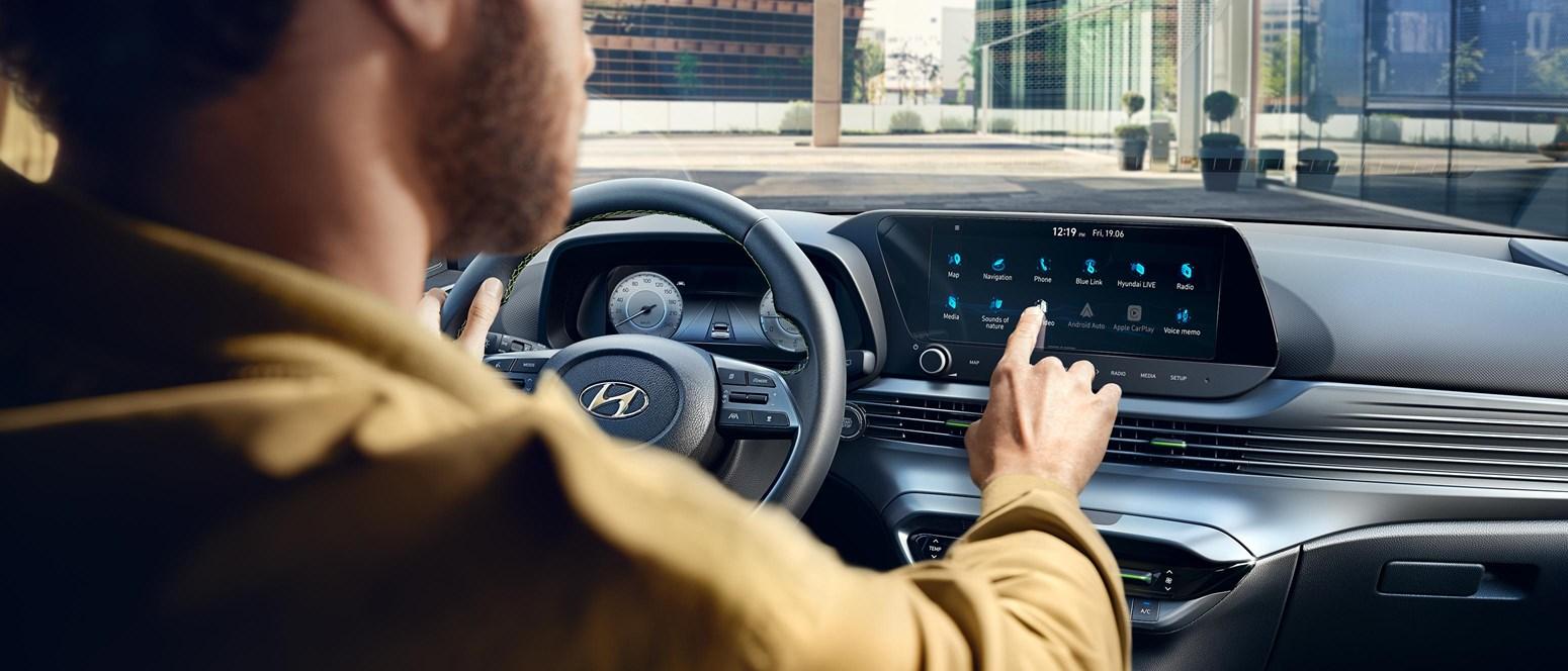Hyundai LIVE Services