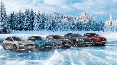 Kör säkert i vinter
