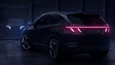 All New Hyundai Tucson 2