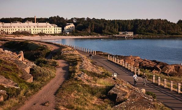 Vinn en spa-helg på Varbergs Kusthotell
