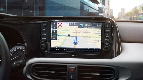 Uppdatera bilens GPS