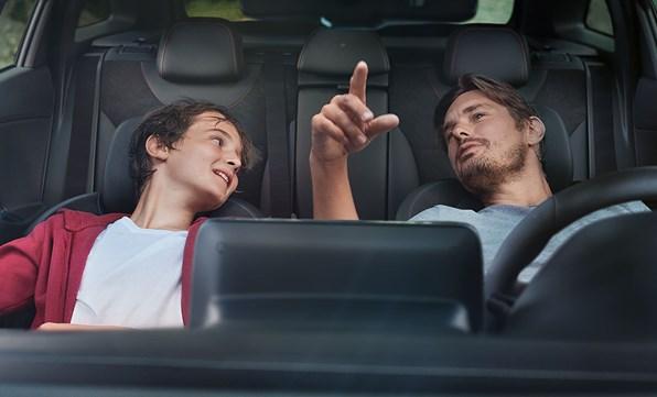 1. Ta bort fukten ur din bil