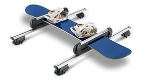 Hyundai skid- och snowboardhållare