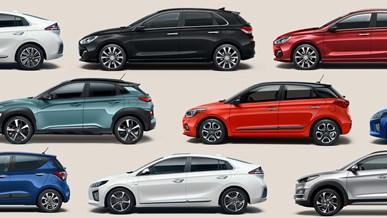 Titta på tekniken och utrustningen i elektriska bilar