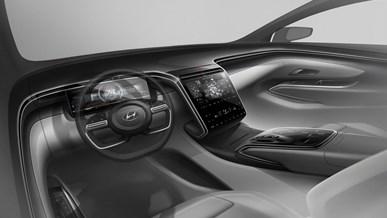 All New Hyundai Tucson 3