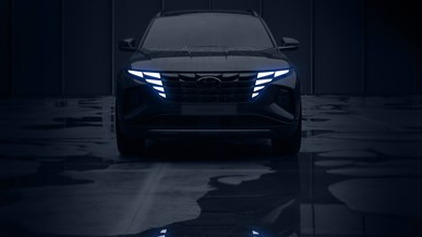 All New Hyundai Tucson 1