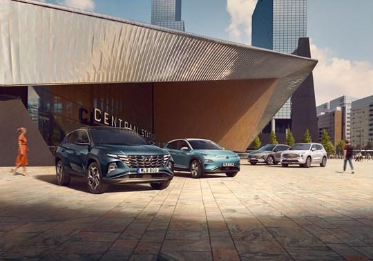e-SUV range V2 SE 1440X810